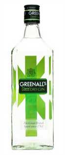 Greenall's Gin London Dry 1.00l